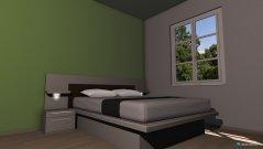 Raumgestaltung Reinis Zimmer in der Kategorie Schlafzimmer