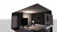 Raumgestaltung Rene + Andrea in der Kategorie Schlafzimmer