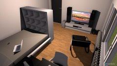 Raumgestaltung Rene zimmer in der Kategorie Schlafzimmer