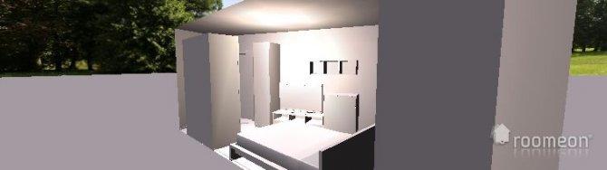 Raumgestaltung rene  in der Kategorie Schlafzimmer