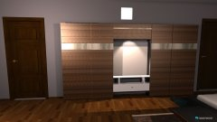 Raumgestaltung Renovated Guestroom in der Kategorie Schlafzimmer