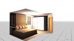 Raumgestaltung Renovierung in der Kategorie Schlafzimmer