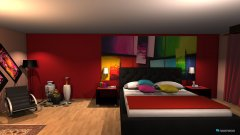 Raumgestaltung Rest Room in der Kategorie Schlafzimmer