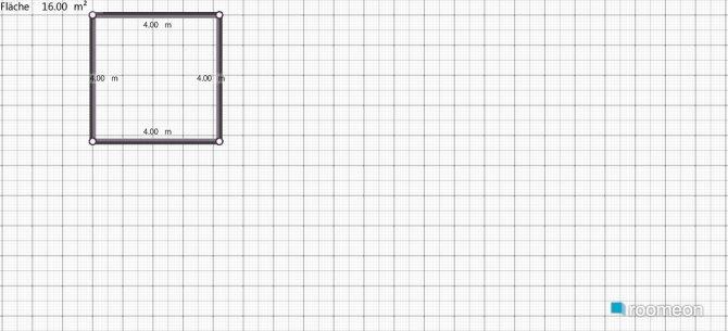 Raumgestaltung Ricardas Zimmer in der Kategorie Schlafzimmer