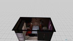 Raumgestaltung Ricardo in der Kategorie Schlafzimmer
