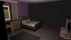 Raumgestaltung richards Room in der Kategorie Schlafzimmer