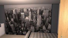 Raumgestaltung richards zimmer 2 in der Kategorie Schlafzimmer