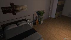 Raumgestaltung Ricos Zimmer in der Kategorie Schlafzimmer