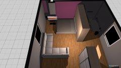 Raumgestaltung rike in der Kategorie Schlafzimmer
