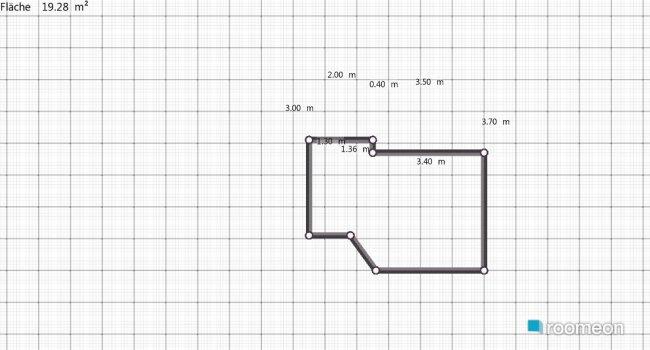 Raumgestaltung Rina Zimmer in der Kategorie Schlafzimmer