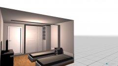 Raumgestaltung RM 1 in der Kategorie Schlafzimmer