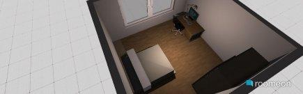 Raumgestaltung Roberts Zimmer in der Kategorie Schlafzimmer