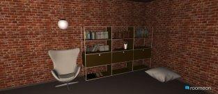 Raumgestaltung Rock & smooth in der Kategorie Schlafzimmer
