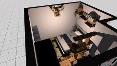 Raumgestaltung romm in der Kategorie Schlafzimmer