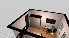 Raumgestaltung room 3 in der Kategorie Schlafzimmer