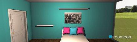 Raumgestaltung Room #3 in der Kategorie Schlafzimmer