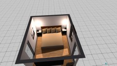 Raumgestaltung room cal58 in der Kategorie Schlafzimmer