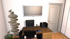 Raumgestaltung Room feuerbachstr 1 in der Kategorie Schlafzimmer
