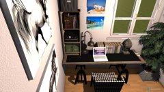 Raumgestaltung room Lourdes in der Kategorie Schlafzimmer