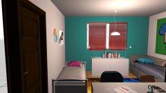 Raumgestaltung Room Mari Miguel  in der Kategorie Schlafzimmer