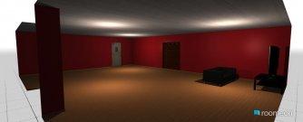 Raumgestaltung Room Red in der Kategorie Schlafzimmer