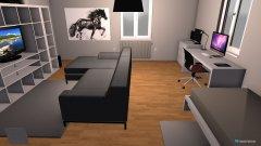 Raumgestaltung ROOM - Via Valmartinaga 8 in der Kategorie Schlafzimmer