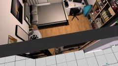 Raumgestaltung Room10 in der Kategorie Schlafzimmer