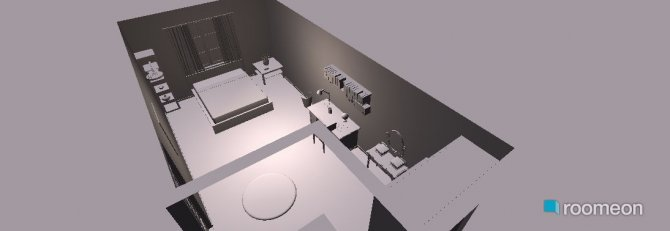 Raumgestaltung ROOM1 in der Kategorie Schlafzimmer