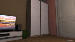 Raumgestaltung room3 in der Kategorie Schlafzimmer