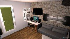 Raumgestaltung Roomkolya3 in der Kategorie Schlafzimmer