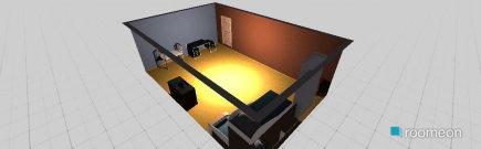 Raumgestaltung roomys in der Kategorie Schlafzimmer