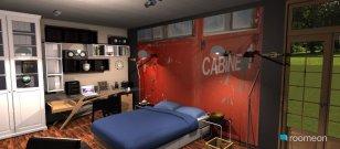 Raumgestaltung Rosli 1st son in der Kategorie Schlafzimmer