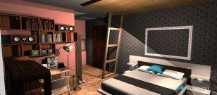Raumgestaltung Rosli 2nd son in der Kategorie Schlafzimmer