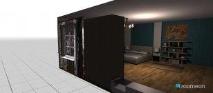 Raumgestaltung Rosli D in der Kategorie Schlafzimmer