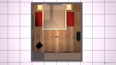Raumgestaltung RP 51.1 in der Kategorie Schlafzimmer