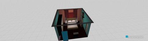 Raumgestaltung rr in der Kategorie Schlafzimmer