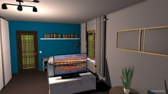Raumgestaltung Rubens Zimmer in der Kategorie Schlafzimmer