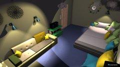 Raumgestaltung Ruheraum Hort in der Kategorie Schlafzimmer