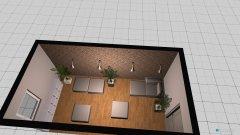 Raumgestaltung Ruheraum in der Kategorie Schlafzimmer