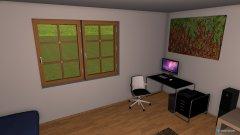 Raumgestaltung rumänien zimmer in der Kategorie Schlafzimmer