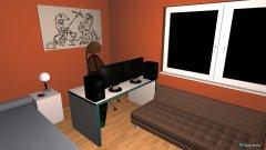Raumgestaltung RW2 in der Kategorie Schlafzimmer