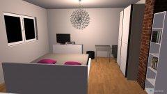 Raumgestaltung S.A.1 in der Kategorie Schlafzimmer