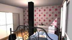 Raumgestaltung Sabahs Zimmer in der Kategorie Schlafzimmer
