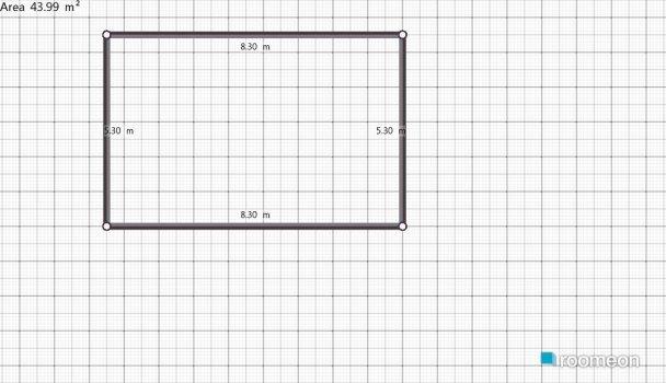 Raumgestaltung sahil in der Kategorie Schlafzimmer