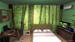 Raumgestaltung Saját in der Kategorie Schlafzimmer