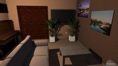 Raumgestaltung SALON in der Kategorie Schlafzimmer