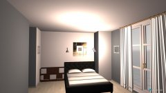 Raumgestaltung sam bedroom in der Kategorie Schlafzimmer