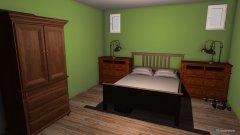 Raumgestaltung Sam Cox in der Kategorie Schlafzimmer