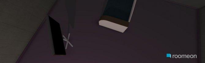 Raumgestaltung samara in der Kategorie Schlafzimmer
