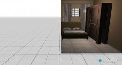 Raumgestaltung samira bed room in der Kategorie Schlafzimmer